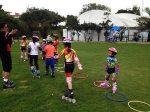 Cursos de patinaje para niños y adultos en Salitre, Bogotá