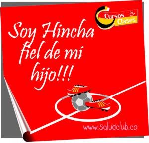 Escuela de Futbol www.Saludclub.co 1