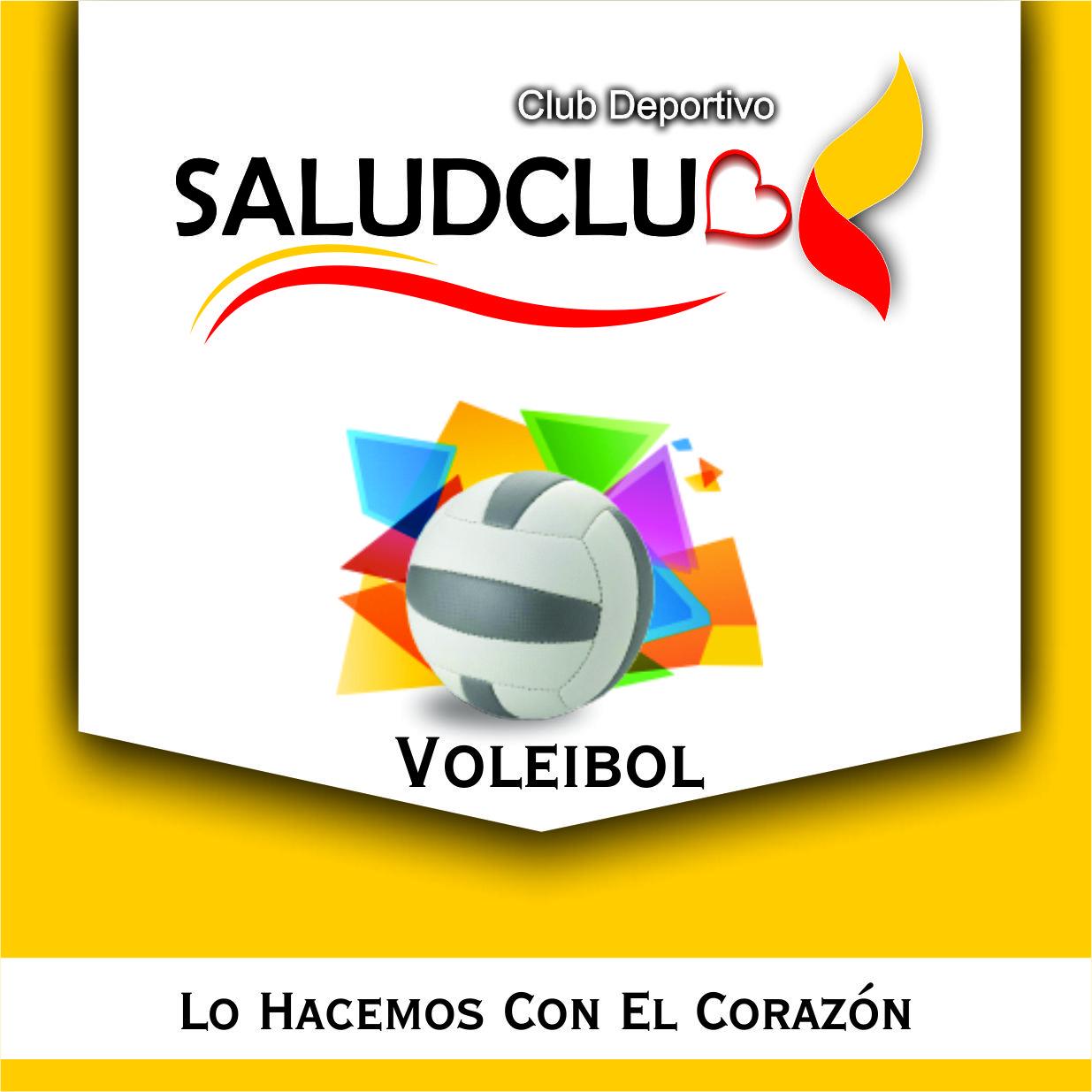 Logo Voleibol 2018